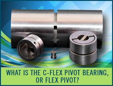 flex pivot bearings