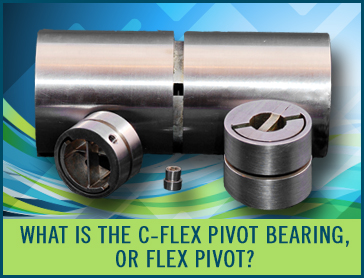 flex pivot bearings