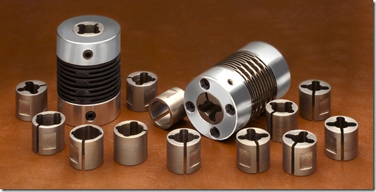 progressive clamp bushing